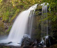 Little Mashel Falls, WA (5.5miles, 3 waterfalls, near Mt.Rainer Forest) 2hr drive