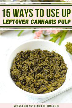 Weed Recipes, Marijuana Recipes, Cannabis Edibles, Cannabis Oil, Marijuana Facts, Cannabis Growing, Cooking Recipes, Healthy Recipes, Cooking With Marijuana