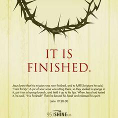 Jesus' 7 Last Words John Nice Words About Life, Sinner Saved By Grace, Soli Deo Gloria, Jesus Is Lord, Jesus Christ, Savior, Joy Of The Lord, Faith In Love, Favorite Bible Verses