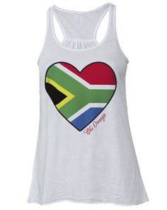Chi Omega and the South African flag for my boyfriend! Sorority Outfits, Sorority Shirts, South African Flag, College Wardrobe, Custom Greek Apparel, Greek Clothing, Chi Omega, Wardrobe Ideas, Flags