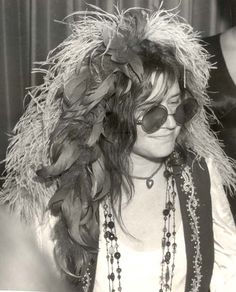 She did it her way. #VintageTreasures #JanisJoplin