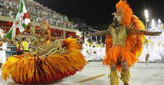 Escolas campeãs do Rio de Janeiro desfilam na Sapucaí; veja fotos - Fotos - UOL Carnaval 2012