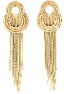 Shop Lara Bohinc 'Saturn' earrings in Uzerai from the world's best independent boutiques at farfetch.com. Shop 400 boutiques at one address.