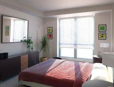 Big Bedroom Layout Ideas For Rectangular Room