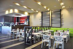 Mobilier hotel bar et restaurant Top Gic - Sledge