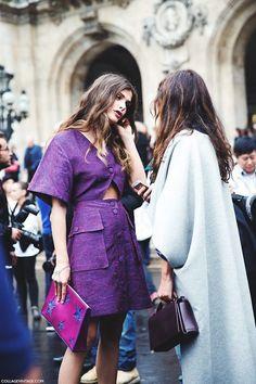 Elisa Sednaoui • Style School - STYLE ICON: Elisa Sednaoui - Icono de Estilo - Moda - Fashion