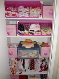one bedroom apartment with a baby make the linen closet into the baby