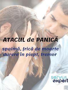 Atacuri de panică - ce înseamnă, simptome, tratament, semne și cauze - Inima atac November