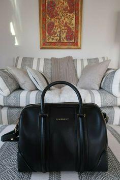 Details about Authentic Celine Micro Medium Luggage Handbag Black Calfskin  Tote Leather Bag. eBay. 💥 Givenchy Lucrezia ... c833149df6490
