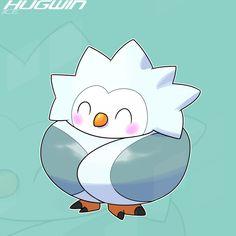044 Hugwin by SteveO126.deviantart.com on @deviantART