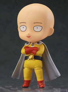 One-Punch Man - Saitama - Nendoroid - Good Smile Company (Apr 2016) - SD-Figuren / Nendoroids - Japanshrine | Anime Manga Comic PVC Figur State