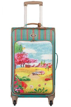 You could take this anywhere and be styling! PiP Travel Trolley M Travel Trolleys, Pip Studio, The Places Youll Go, Creative Inspiration, Gifts For Women, Purses And Bags, Suitcases, Stuff To Buy, Glamping