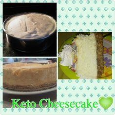 Made this for Mom's Birthday!! It was absolutely fabulous!!!! MELISSAS FAMOUS CHEESECAKE  http://satisfyingeats.com/desserts/melissas-famous-cheesecake-grain-free-sugar-free-low-carb/  #zerocarbbaby #lchf #keto #ketosis #IF #intermittentfasting #type2 #kickingdiabetesass by zerocarbbaby