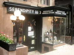 Check out the filming location of your favorite NYC based movies! One of my favorites is Serendipity 3.