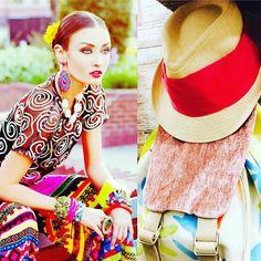 Le Zirre in festa#napoli #glamour #ariadifesta #pfw #mfw #moda #glamour #style#napoli #naples #ootd #love #blonde #blogger #bags #borse#