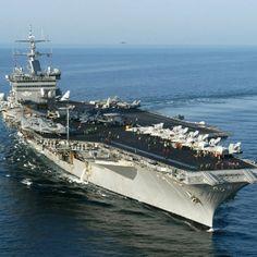1960 First Nuclear Aircraft Carrier - USS Enterprise