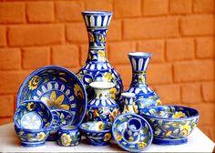 The Blue Pottery of Jodhpur #Travel #TravelBlogger #BluePottery