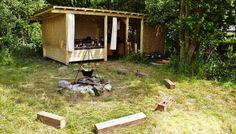 Propagátor přírodních zahrad Jaroslav Svoboda radí, jak na jednoduchou letní kuchyň. Svoboda, Shed, Outdoor Structures, Barns, Sheds