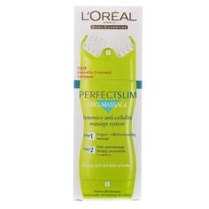 LOREAL PERFECT SLIM PRO MASSAGE ANTI-CELLULITE TREATMENT 150 ML by Loreal --- http://www.amazon.com/LOREAL-PERFECT-MASSAGE-ANTI-CELLULITE-TREATMENT/dp/B0026WFDXE/?tag=mlpoller-20