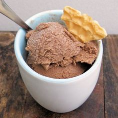Vittles and Bits: Chocolate & Kahlua Coconut Milk Ice Cream