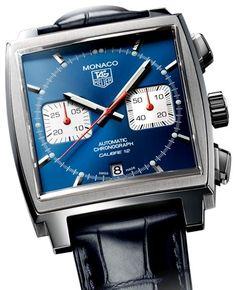 tag heuer monaco Top 10 des montres mythiques pour homme