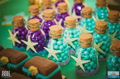 Dulces en botellas toque ideal