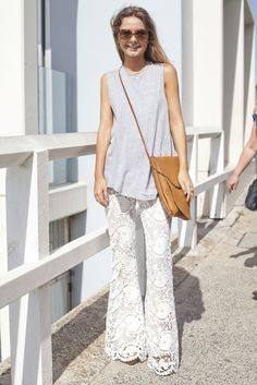 Best Summer Street Style | POPSUGAR Fashion