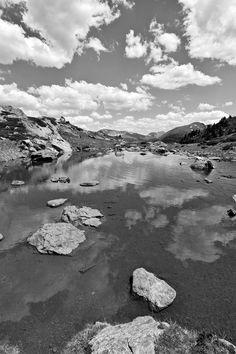 Andorra - Llac de Tristaina
