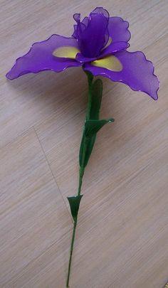 flores de nylon - Buscar con Google