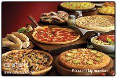 Pizzacı ekipmanları Cafemarkt da. Tıklayın vade farksız taksit ve 250 TL üzeri alışverişlerde ücretsiz kargo seçeneklerinden faydalanın. http://www.cafemarkt.com/arama?word=pizza&kat=0&tip=1 Pizza tavası, pizza küreği,pizza ruleti,pizza tahtası,pizza bıçağı,pizza fırını.