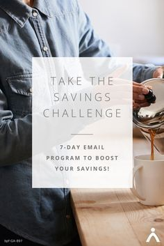 Sign up for 7 days of savings activities to help you stash away $500—this week. You'll get daily emails with the best savings tips to help you build your emergency fund faster. What if you could save $500 this week? Join us! https://www.brightpeakfinancial.com/savings-challenge/