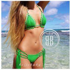 Isabell brasil bikini by beijobaby on Etsy