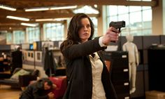 The Guardian reviews the DVD release of Season 1 of Continuum