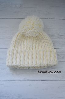 Free Crochet Patterns and Designs by LisaAuch: Newborn Baby Bonnet Crochet Pattern FREE Crochet Baby Hat Patterns, Crochet Beanie Pattern, Crochet Motifs, Newborn Crochet Hats, Headband Pattern, Crochet Cardigan, Doll Patterns, Crocheted Baby Hats, Baby Knitting Patterns Free Newborn