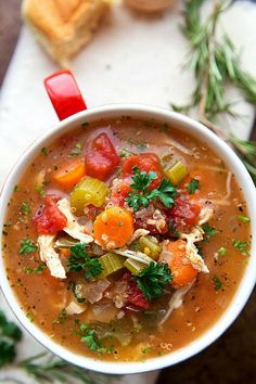6 Lunches That Will Actually Keep You Full Until Dinner via @PureWow