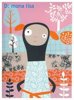 Textile Lamb