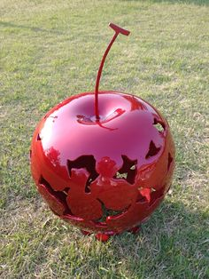 #sculpture#jeon yong hwan#space -from the one#apple