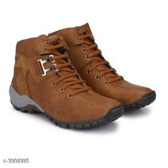 Checkout this latest Casual Shoes Product Name: *Stylish Synthetic Leather Men's Boots* Material: Syntethic Leather Sole Material: Pu Sizes: IND-6, IND-7, IND-8, IND-9, IND-10 Easy Returns Available In Case Of Any Issue   Catalog Rating: ★3.9 (338)  Catalog Name: Trendy Stylish Synthetic Leather Men's Boots CatalogID_550255 C67-SC1235 Code: 564-3908995-999