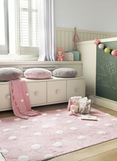 a cute baby room