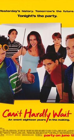 Directed by Harry Elfont, Deborah Kaplan. With Jennifer Love Hewitt, Ethan Embry, Charlie Korsmo, Lauren Ambrose. Multicharacter teenage comedy about high school graduates with different agenda of life on graduation night.