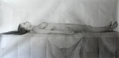 Illimitable Silence , pencil on paper 300X150 cm 2015
