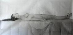 Illimitable Silence , pencil on paper 300X150 cm 2015