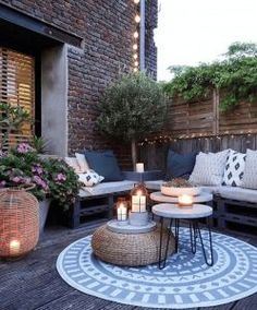 Light Weight Aluminum Band Patio Area Furnishings for the Poolside – Outdoor Patio Decor Backyard Seating, Backyard Patio Designs, Garden Seating, Pergola Patio, Diy Patio, Patio Ideas, Garden Ideas, Outdoor Seating, Diy Porch