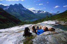Topptur i Trollheimen. Foto: Terje Rakke, NordicLife