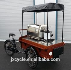outdoor food cart/coffee bike for sale, View outdoor food cart, JX ...