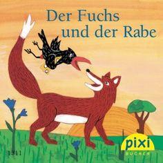 Der Fuchs und der Rabe