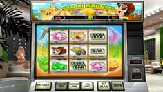Want to play a wild slot game with bright colorful features, #funny icons and super-fast reels? If yes, play #SafariMadness slot machine from Netent with its 9 reels and 8 pay lines.  Safari madness can be described as a #classic, innovative multiline slot that is very #unusual.