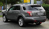 Ford Explorer - Wikipedia