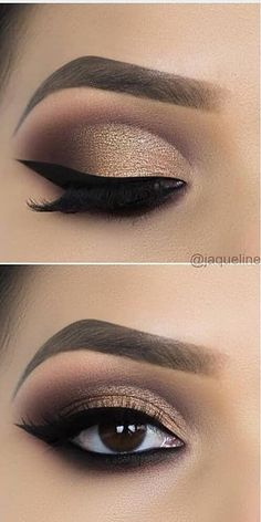 34 Glamour Eyeshadow Ideas and Images! Eyeshadow Basics Everyone Should Know! - Page 34 of 34