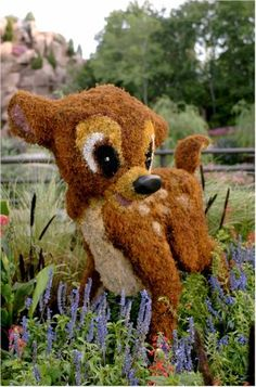 epcot flower garden festival 2013 | The Walt Disney Company